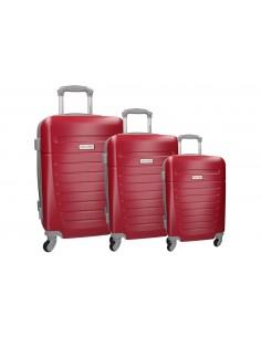 Set valigie trolley3 pezzi rigido PIERRE CARDIN 1257_RUIAN09_3PZ
