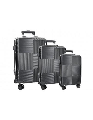 Set valigie trolley 3 pezzi rigido PIERRE CARDIN 1708_DIBAI02