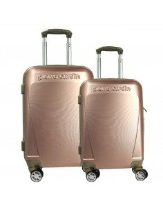 "TROLLEY SET 2 PCS ""PIERRE CARDIN"" RUIAN10_1256"