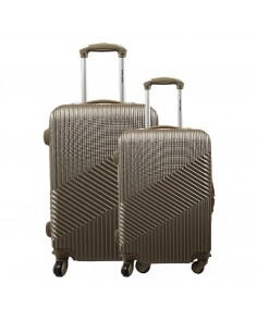 "SET TROLLEY 2 PCS ""PIERRE CARDIN"" RUIAN12_8021"