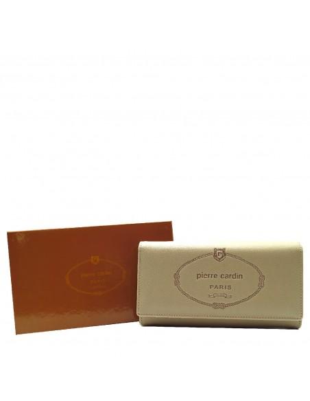 LADY01 867 Portafoglio donna Con Logo Stampato Pierre Cardin