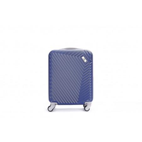 Trolley bagaglio a mano Antonio Basile rigido con quattro rotelle RUIAN15 8079