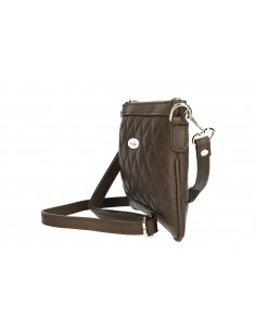 Borsa in pelle savage con tracolla 1382_SAVAGE