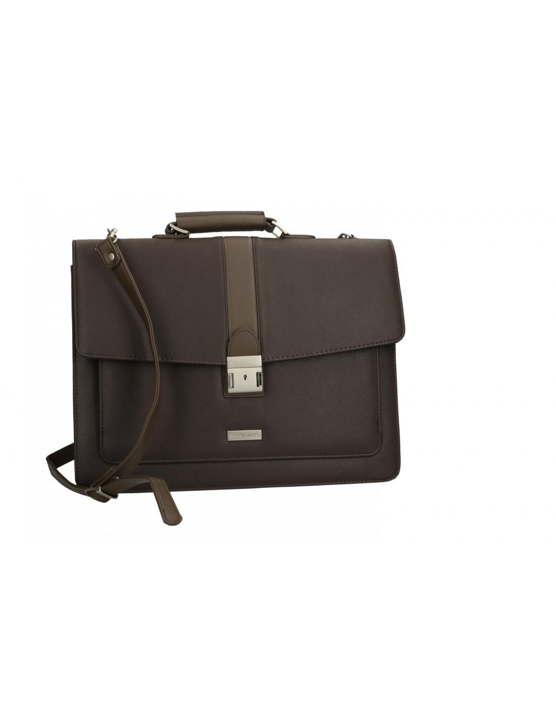 ca2d0a0fa5 Cartella professionale PIERRE CARDIN borsa ufficio portadocumenti  1/10347_INN01