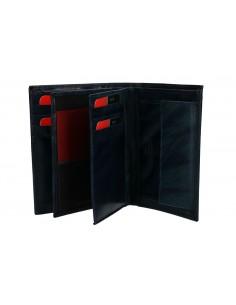 Portafoglio uomo verticale- pelle con portamonete 331_TILAK12